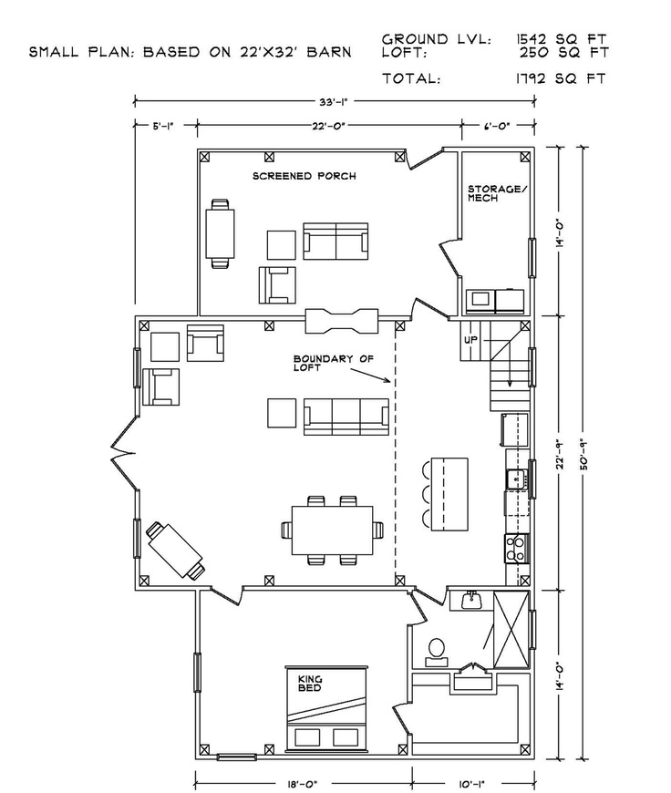 Sample Floor Plan Heritage Barns Homes Architecture