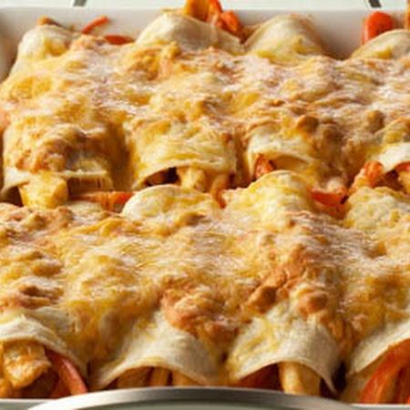 Sour Cream Chicken Enchiladas | recipes | Pinterest