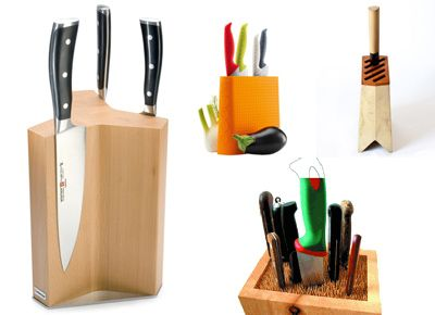 Store your knives in style