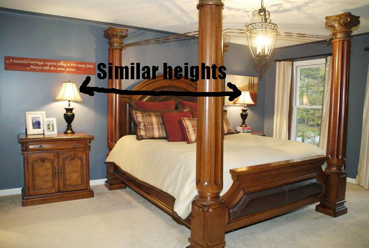 how to match mismatched bedroom home and crafts pinterest