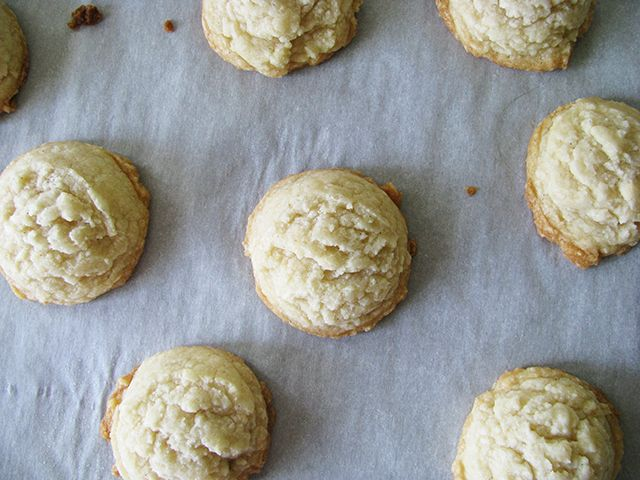 Vanilla shortbread cookies. | Recipes to Make or Save | Pinterest