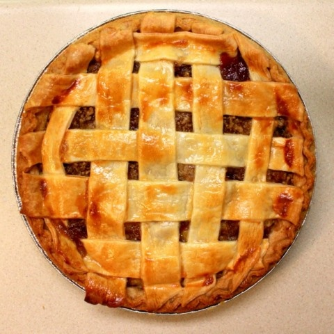 Strawberry, mango & peach pie | Sweet'ms | Pinterest