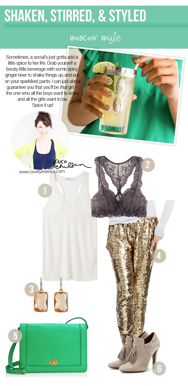 The Moscow Mule | My Style Pinboard | Pinterest