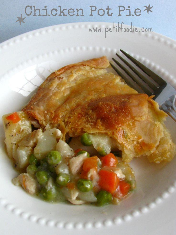 Classic Chicken Pot Pie | Recipe