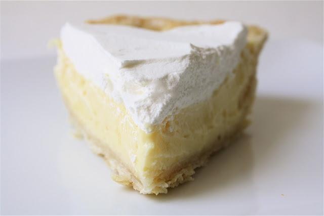 RECIPE: Lemon Cream Pie | MADE | desserts | Pinterest