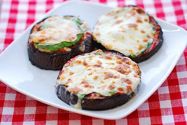 Eggplant Pizza Recipe | Healthy Recipes