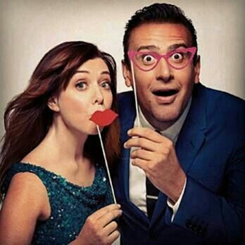 Lily And Marshall Himym - lily and marshall