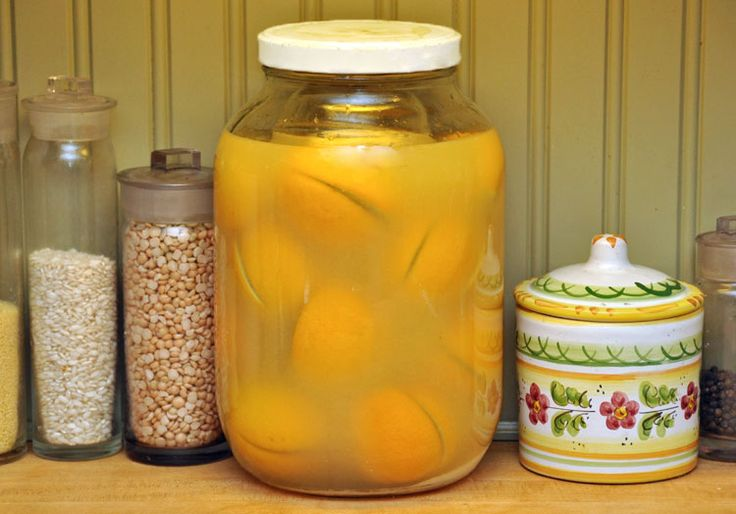 How To Make Preserved Meyer Lemons | Sauces, Condiments, Chutneys, Di ...