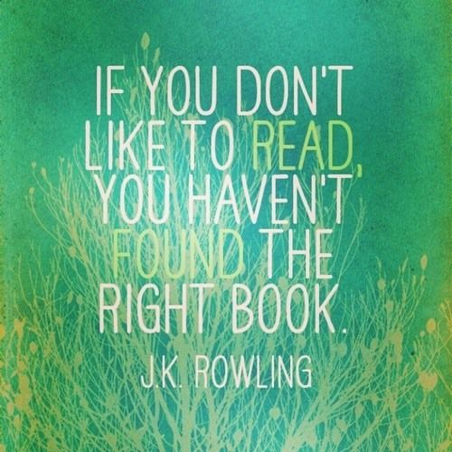 j k rowling quote book love pinterest