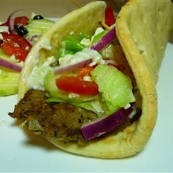 Traditional Gyro Meat Allrecipes.com