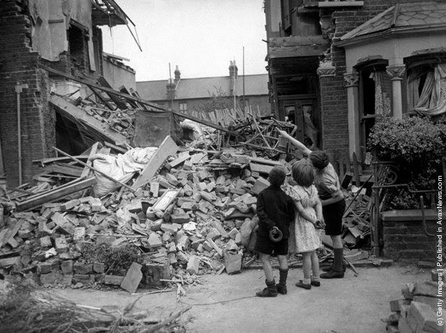 Pin by andie rathbone on history pinterest for How many homes were destroyed in germany in ww2