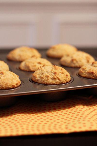 Honey Corn Bread Muffins | Recipe