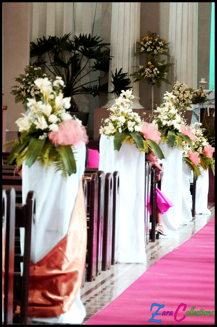 Wedding Decoration Church Image Chair Decor