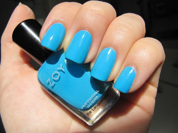 Just purchased  Zoya - Robyn -- a gorgeous robin egg blue that s    Zoya Robyn