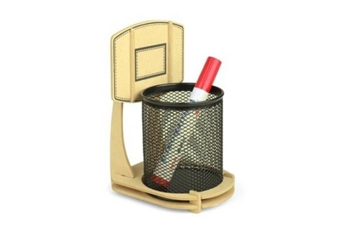 Cool basketball stand pencil holder b ball pinterest Cool pencil holder ideas