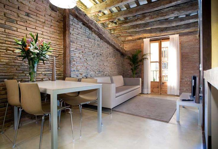 Decoracion Loft Rustico ~ Loft decorado con estilo r?stico  Nuestro blog, Delsofa  Pinterest