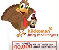 $10,000 cash  Kikkoman – Win $10,...