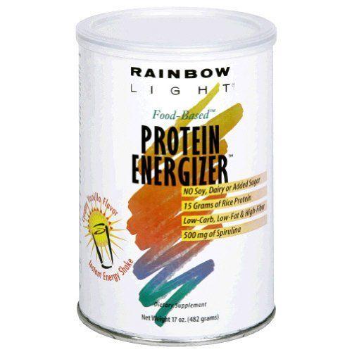 rainbow light protein energizer creamy vanilla 10 7 oz by rainbow. Black Bedroom Furniture Sets. Home Design Ideas