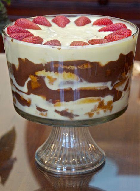 Zuppa inglese (Italian Trifle) | Recipe