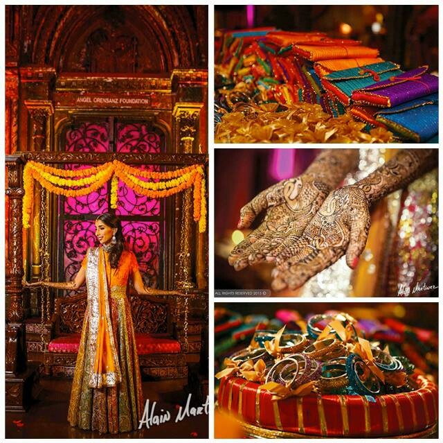 Mehndi Ceremony Decoration : Extravaganza mehndi ceremony decor desi love pinterest