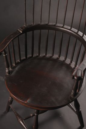 The swivel chair by thomas jefferson thomas jefferson swivel windsor