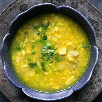 Turkey Soup with Lemon and Barley - Add this recipe to your meal plan ...