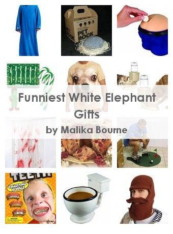 explore white elephant gift