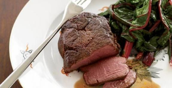 Beef Tenderloin with Aromatic Thai Spices | KitchenDaily.com