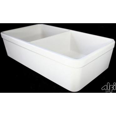 Double Sided Farmhouse Sink : farm sink double sided and with a lipped edge. Really like this one ...
