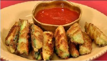 Recipe: Parmesan Cheese Crusted Zucchini Sticks - YNN, Your News Now