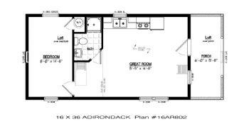 Adirondack log cabin plans joy studio design gallery for Adirondack floor plans