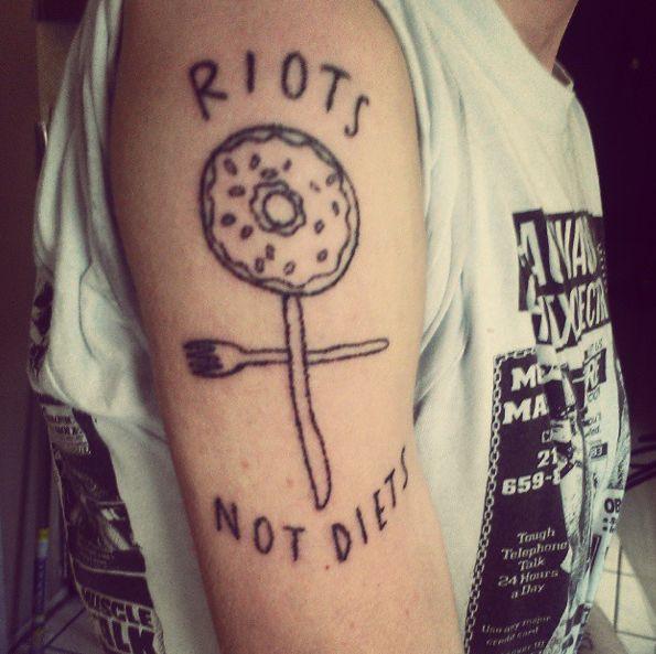 Feminist tattoos pinterest