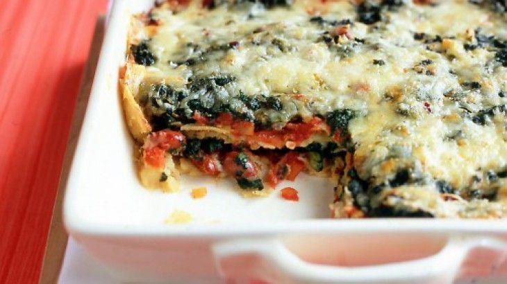 Mexican-Style Lasagna III Recipe   pasta   Pinterest