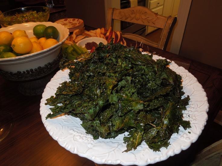 Kale Chips   Paleo recipes:)   Pinterest