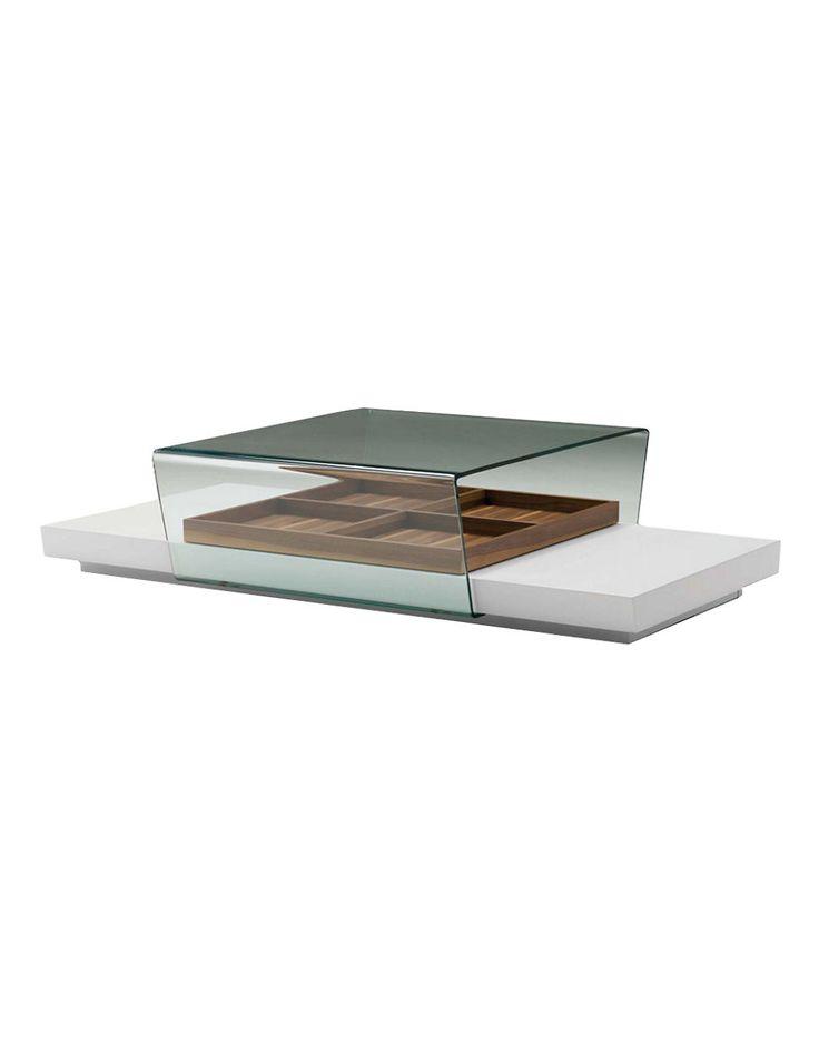 A Sleek Modern Coffee Table Hudson 39 S Bay