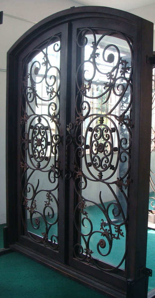 wrought iron front doors things i like pinterest