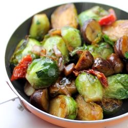 ... brussels sprouts and bacon roasted brussels sprouts with chestnuts