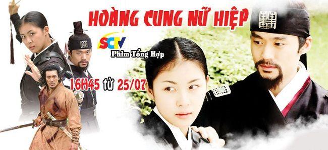 Phim Hoàng Cung Nữ Hiệp | Sctv phim Tổng Hợp