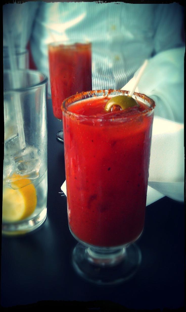 Bloody Marys | Ñamñam | Pinterest