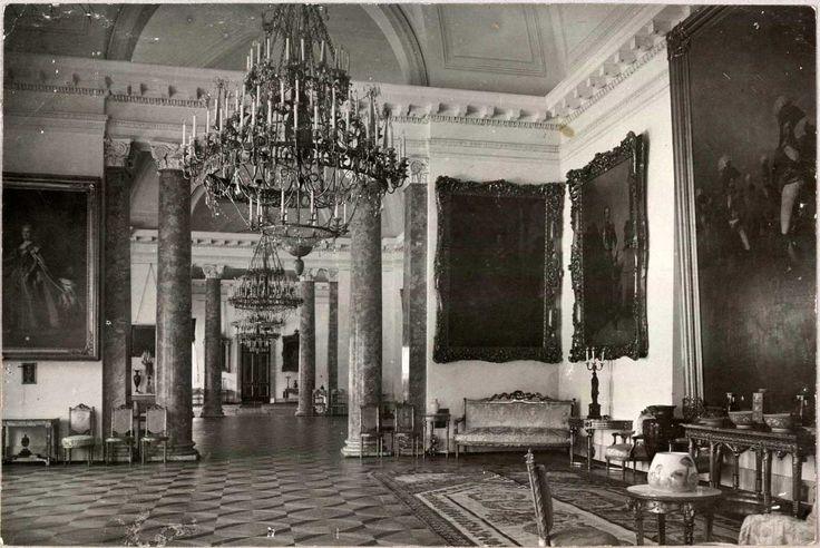 Alexander Palace, Tsarskoe Selo | The Romanovs | Pinterest