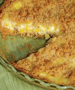 Corn Pie | Recipe
