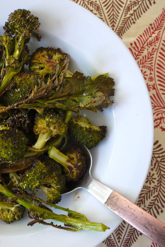 Crispy Broccoli Recipe — Dishmaps