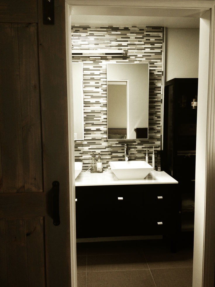 Rustic Modern Bathroom Bathroom Ideas Pinterest