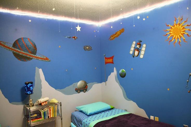 solar system nursery theme - photo #11