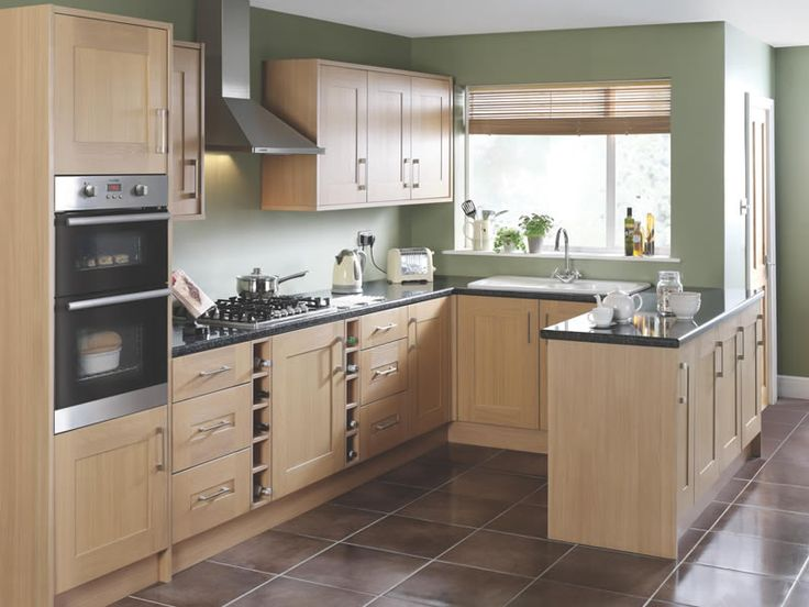Wickes tenby kitchen red kitchen ideas pinterest