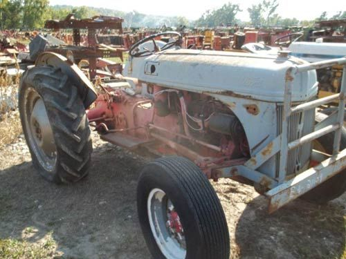 ford 8n tractor parts salvage ford tractors pinterest. Cars Review. Best American Auto & Cars Review