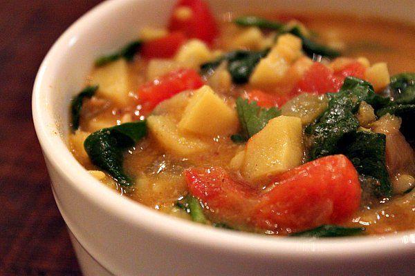 Mulligatawny Soup... Want to make! Want to eat!