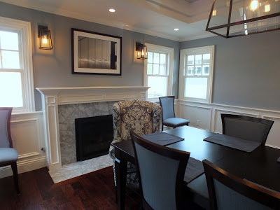 Benjamin Moore Smoke Dining Room Colors Combos