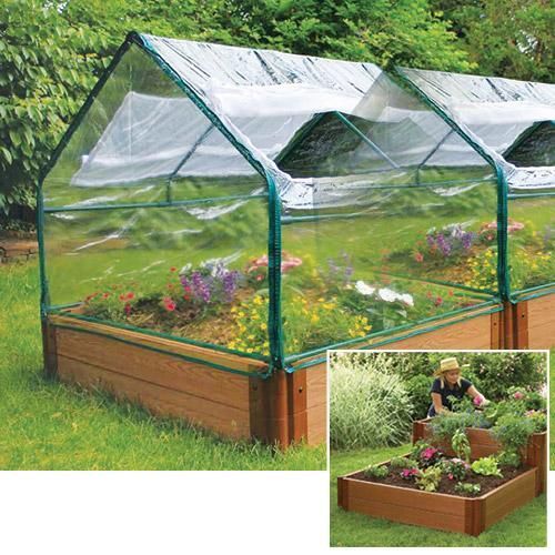 Greenhouse style garden shed plans asplan for Apartment greenhouse kits