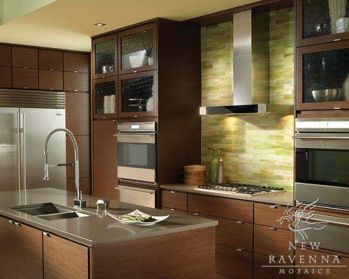 amazing backsplashes to transform a kitchen new ravenna peridot